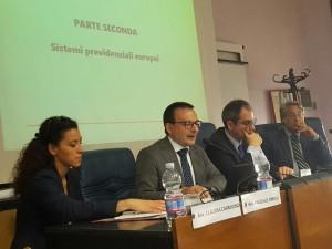 Comparativa internacional de sistemas de previsión de jubilación de abogados